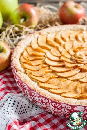 Рецепт Любимый пирог шведского короля