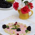 Домашние мюсли в йогурте