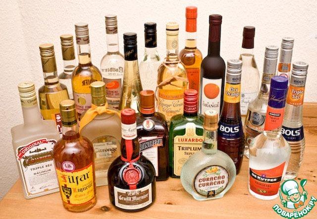 Своими руками спиртные напитки