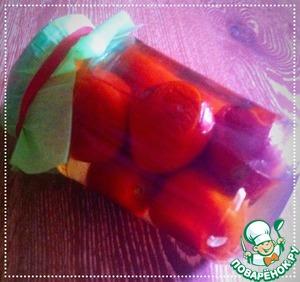 Рецепт Жаренные помидоры