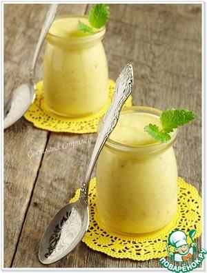Рецепт Ананасово-манговый смузи