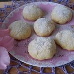 Апельсиновое печенье в СВЧ печи