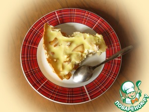 Рецепт Фруктовый тарт