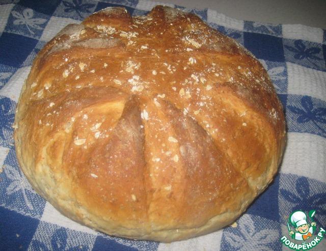 Хлеб домашний на сыворотке рецепт 5