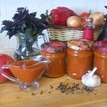 Универсальный томатный соус с базиликом