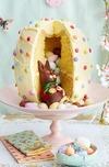Торт с секретом внутри: сюрприз для детей и мужа