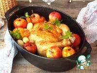 Вкуснейшая курица для семейного торжества ингредиенты