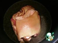 Деликатес из свиной шкурки «Забайкальский» ингредиенты