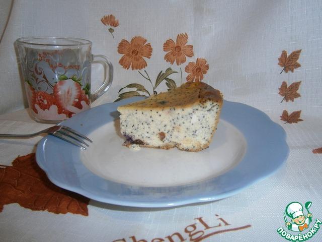 Творожная кекс в духовке пошаговый рецепт с