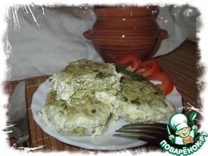 Рецепт Биточки из индейки, брокколи, пекинской капусты