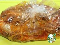 Нарезка для праздника из маринованной свинины ингредиенты