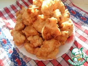 Рецепт Куриный попкорн