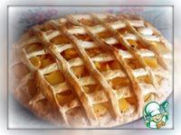 Айвовый песочный пирог ингредиенты