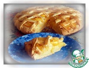 Рецепт Айвовый песочный пирог