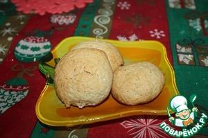 Рецепт Ирландское имбирное печенье с китайским акцентом