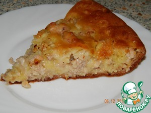 Рецепт Быстро-пирог