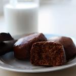 Заварные шоколадные пряники