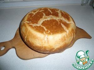 Рецепт Хлеб с ржаной мукой в мультиварке