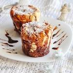 Шоколадно-кокосовый десерт