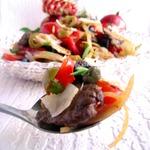 """Салат """"Киккомарин"""" с маринованным луком"""