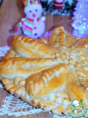 Рецепт Пирог с разными начинками