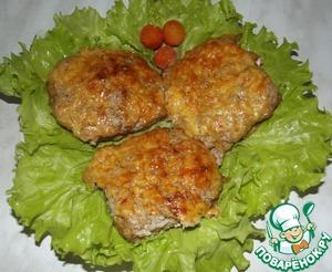 Рецепт Свинина под ореховой шубкой