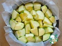"""Яблочный пирог """"Янтарный"""" ингредиенты"""