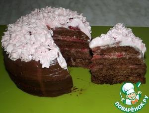 Рецепт Экспресс-торт в микроволновке