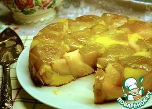 "Рецепт Яблочный пирог ""Янтарный"""