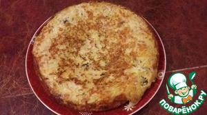 Рецепт Запеканка картофельная в мультиварке