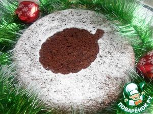 Рецепт Шоколадный пирог в мультиварке
