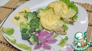 Рецепт Филе индейки с ананасом