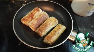 Рецепт Блинчики с куриным мясом