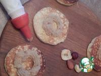 Оладьи с фасолевой пастой ингредиенты