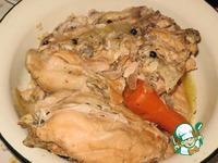 Рийет из курицы в мультиварке ингредиенты