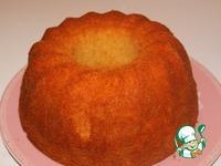 Апельсиновый кекс ингредиенты