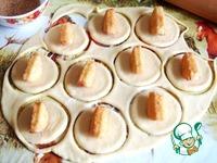 Отрывной яблочный пирог ингредиенты
