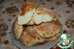 Рецепт Булочки с моцареллой