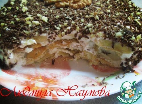 Банановый торт рецепт поваренок