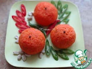 Салат Новогодний шар: 3 рецепта картинки