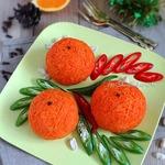 "Салат-закуска ""Апельсин"""
