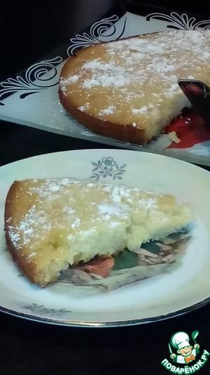 Рецепт Манник без яиц ( постный)
