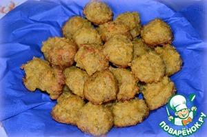 Рецепт Безглютеновое печенье кукурузно-банановое