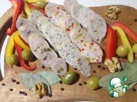 Сардельки домашние с зернами горчицы ингредиенты