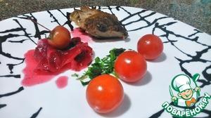 Рецепт Соус пикантный к жареному мясу из райских яблочек