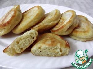 """Рецепт Оладьи """"Просто и вкусно"""""""