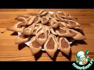 Рецепт Ажурное печенье с яблоками