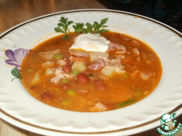 английский суп стю старинный рецепт