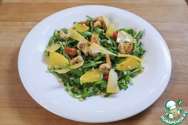 Как красиво оформить салаты рецепт