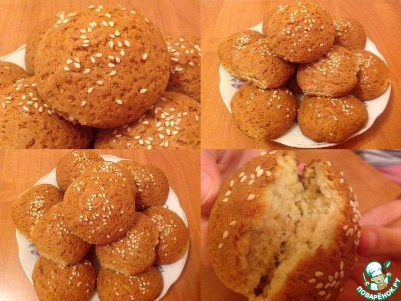 Печенье из помидорного рассола рецепт
